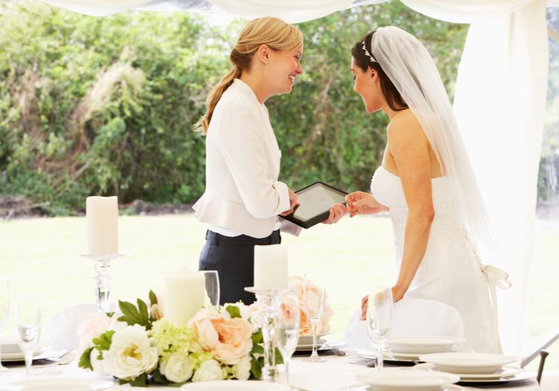 coaching pour organisation de mariage par un wedding planner