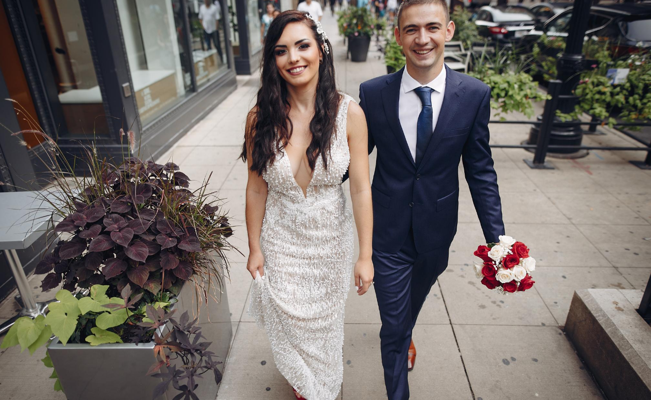 mariage à la marie ou mariage civil