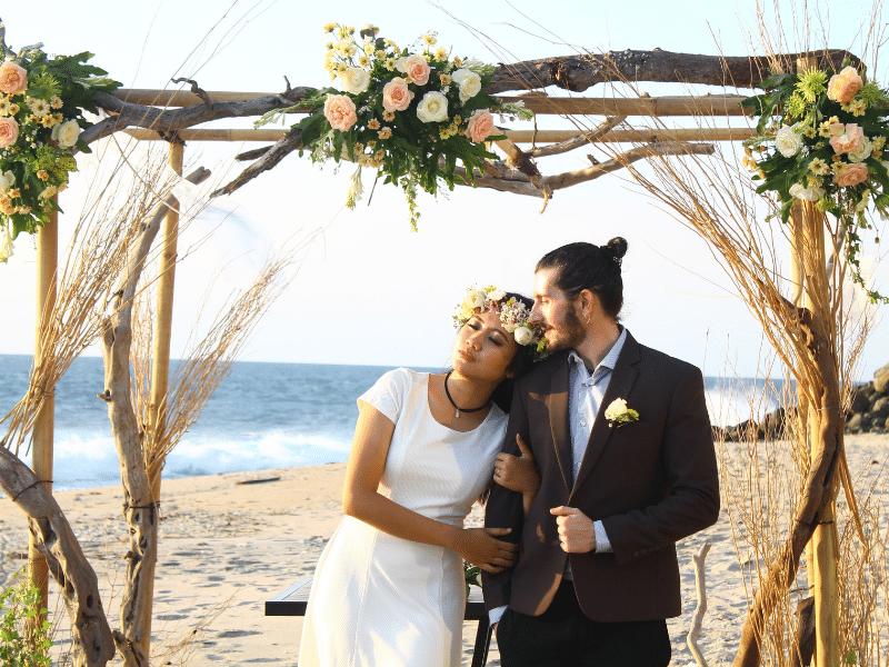 elopement tahiti mariage intime