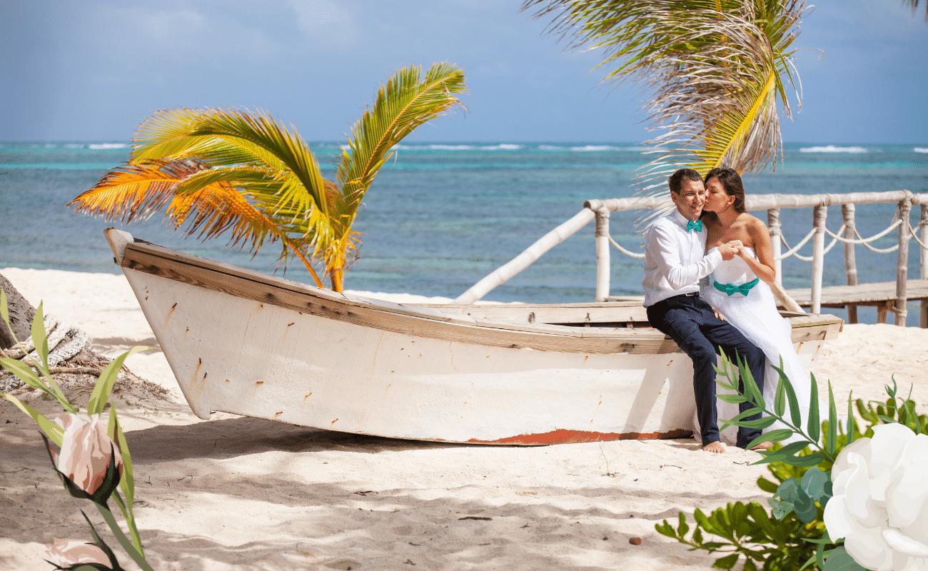 mariage bateau var réception wedding