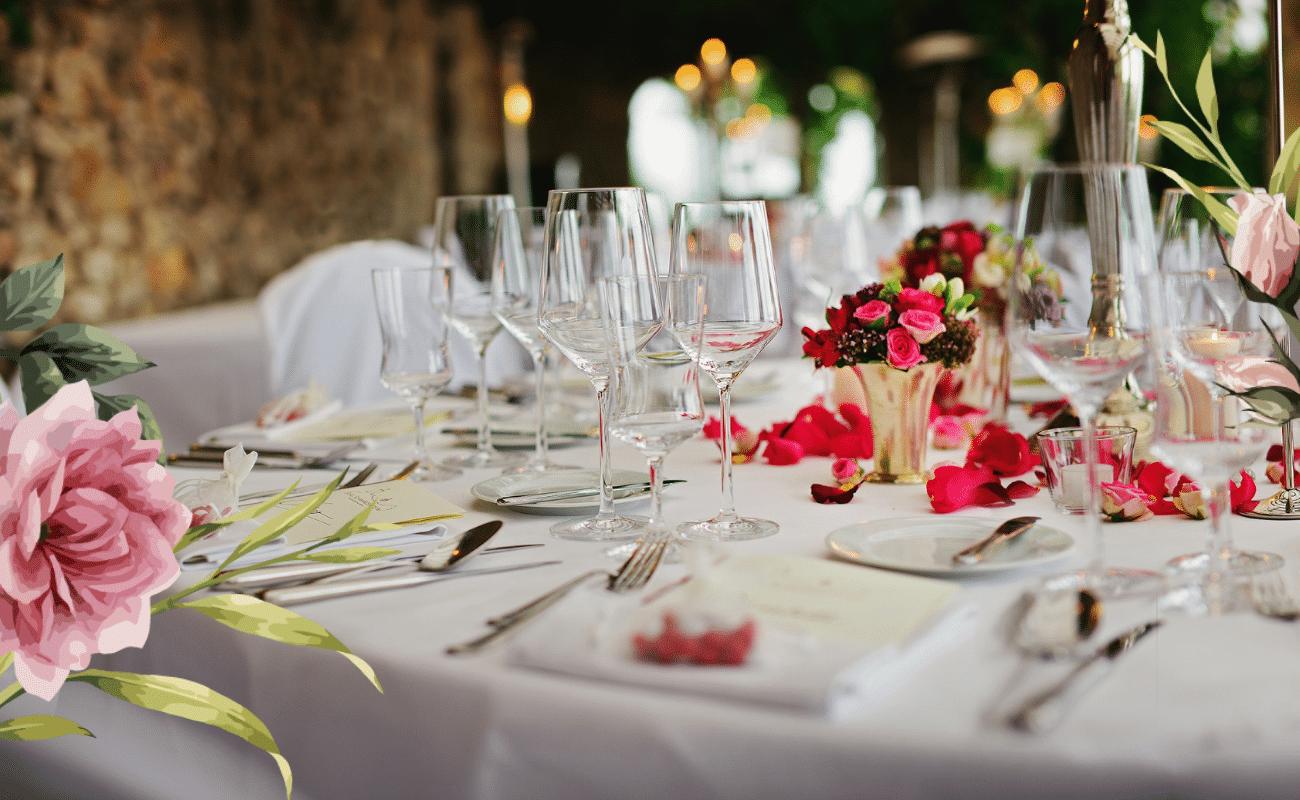 meilleurs restaurants mariage var provence